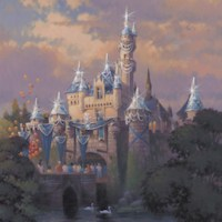 My Dreams of being at Disneyland for it's 60th Birthday!