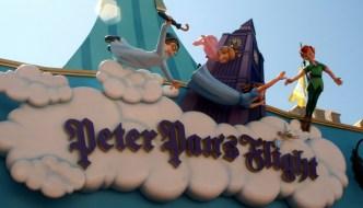Mike's Favorites: Peter Pan's Flight