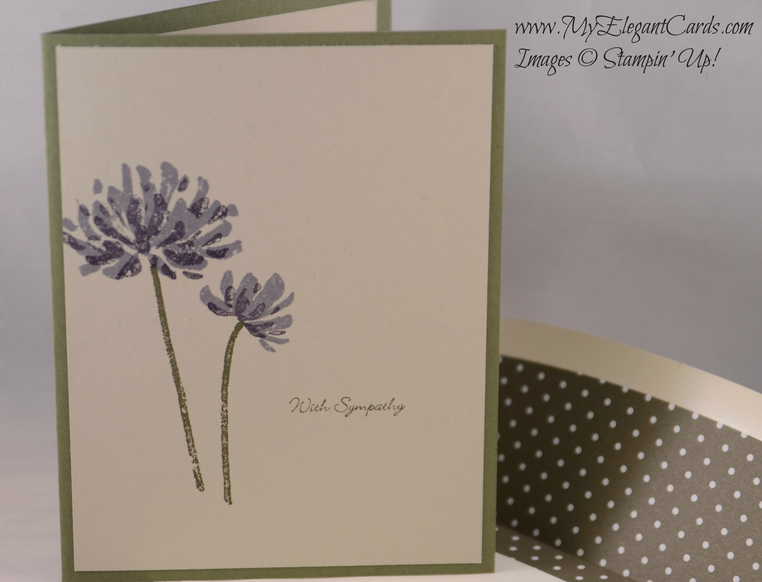 My Elegant Cards Page  Liz Bailey Independent Stampin Up Demonstrator