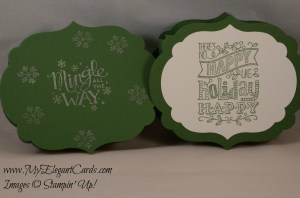 choc boxes green