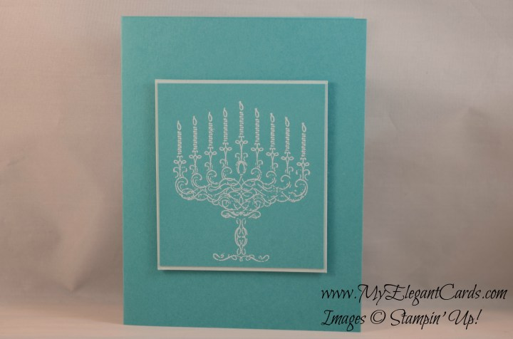 Stampin' Up! Happy Hanukkah