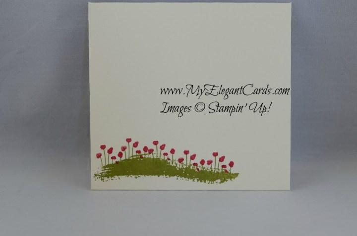 Stampin' Up! Sheltering Tree envelope