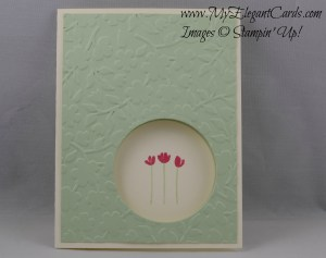 Stampin' Up! Painted Petals and Spring Flowers
