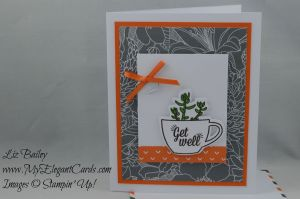 Stampin' Up! July Paper Pumpkin Thanks a latte