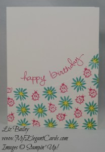 Stampin' Up! Blooms & Wishes and Penned & Painted and Endless Birthday Wishes