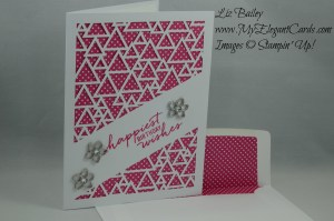 Stampin' Up! Paper Pumpkin May 2016 - Many Manly Occasions and Watercolor Wishes