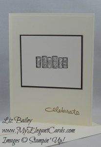 Stampin' Up! Tuscan Vineyard and Endless Birthday Wishes