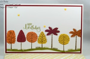 Liz Bailey Stampin' Up! Demonstrator - Totally Trees - All About Everything