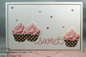 Liz Bailey Stampin' Up! Demonstrator - Sweet Cupcake - Cupcake Cutouts Framelits Dies