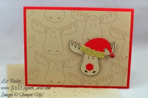 Liz Bailey Stampin' Up! Demonstrator - Jolly Friends - Jolly Hat Builder Punch