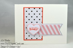 Liz Bailey Stampin' Up! Demonstrator - Paper Pumpkin January 2017 - Adoring Arrows