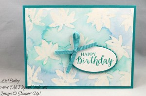 Liz Bailey Stampin' Up! Demonstrator - Avant Garden - Rose Wonder - Layering Ovals framelits dies