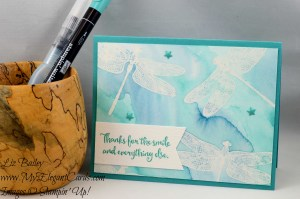 Liz Bailey Stampin' Up! Demonstrator - Dragonfly Dreams