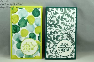 Liz Bailey Stampin' Up! Demonstrator - Designer Series Paper - Crafting Forever - Delightful Daisy DSP - Naturally Eclectic DSP - Whole Lot of Lovely DSP