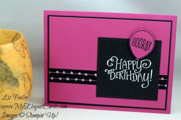 Liz Bailey Stampin' Up! Demonstrator - Happy Birthday Gorgeous - Better Together - Pick a Pattern Washi Tape
