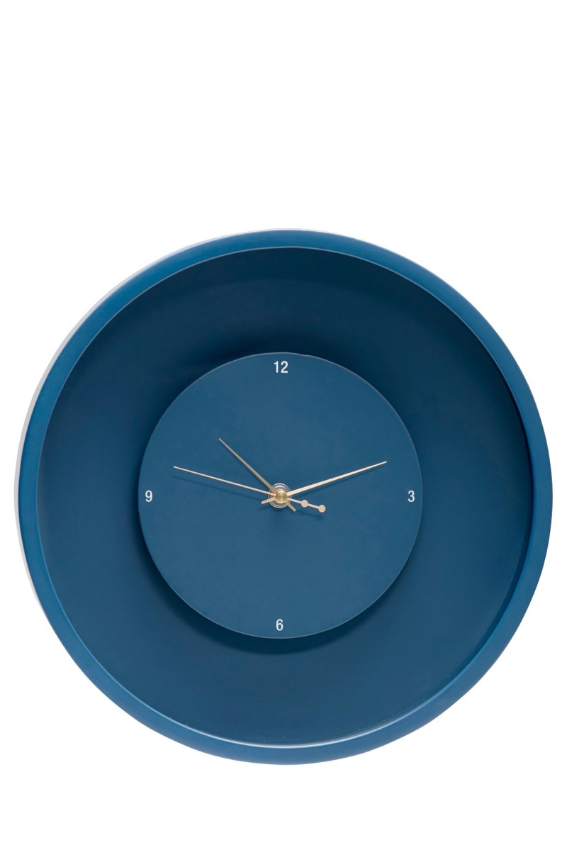 Large Of Floating Wall Clock