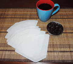 Coffee Filters for Survival 2