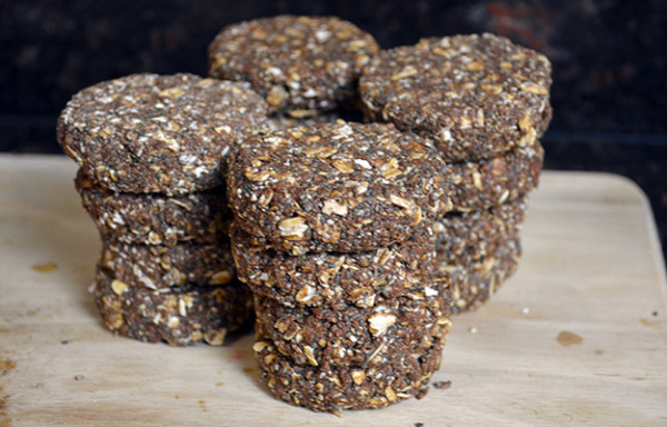 Chocolate Chia Survival Bars 29