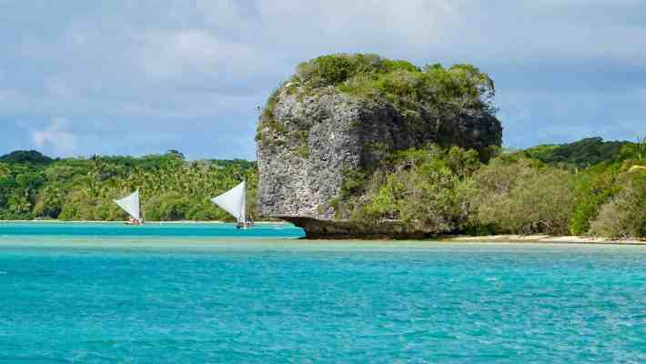 Why We All Love the Isle of Pines in New Caledonia