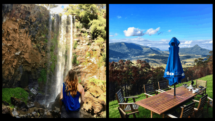 The Falls Drive: the Perfect National Park Trip if You're Feeling Lazy!