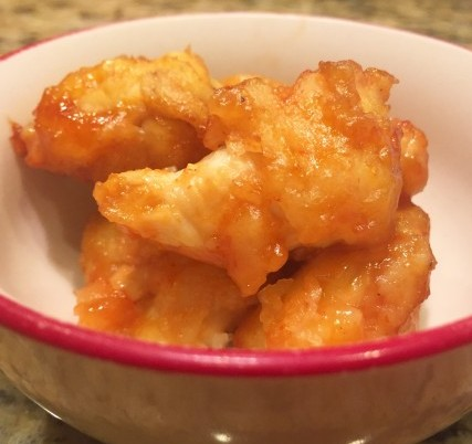Recipe: Baked Sweet & Sour Chicken