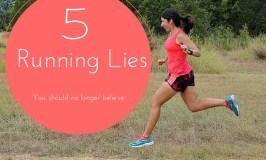 Running Lies