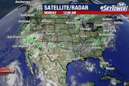 fox 13 u.s. radar and satellite animated