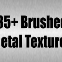 Brushed Metal Texture - 35+ Great Free Images From Aluminum and Steel through to Gold