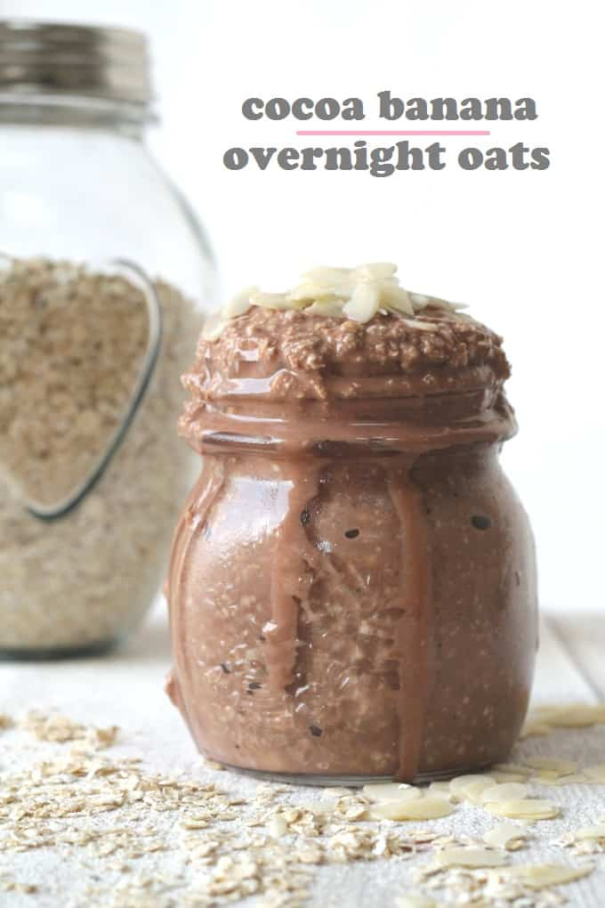 A delicious and super easy breakfast. Simply throw the ingredients together tonight, whack in the fridge and wake up to the most amazing breakfast in the morning! | My Fussy Eater Blog