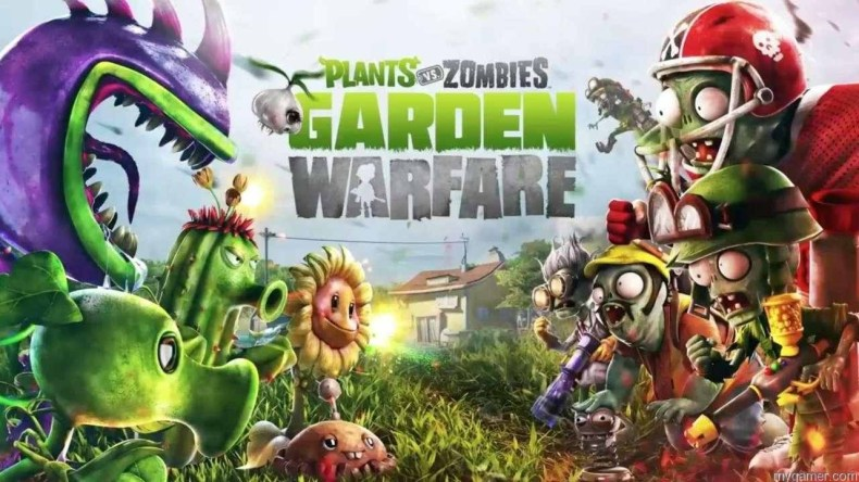 PvZ Garden Warfare review, screenshot and vid