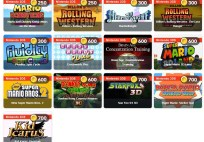 Club Nintendo Games