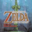 Zelda Comic Novel - Cover
