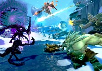 Battleborn Cover Photo