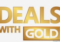 Xbox Live Deals With Gold banner