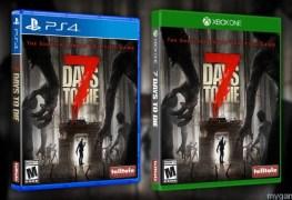 7 Days To Die box