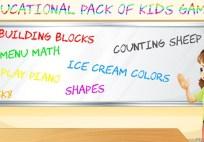 Educational Pack of KidsGames Banner
