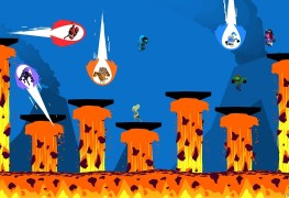 Runbow Screen 1