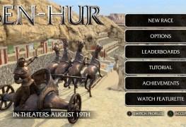 Ben Hur banner