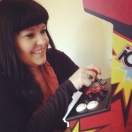 play PacMan on the iCade for iPad