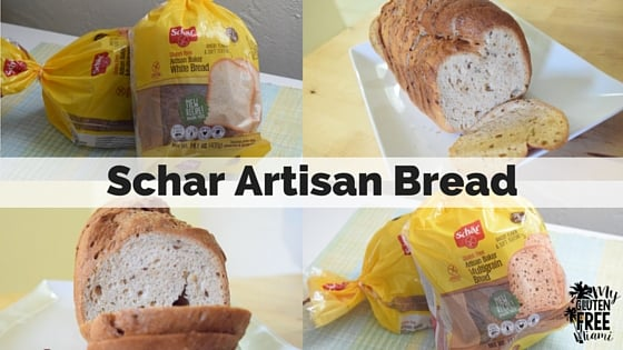 Schar Artisan Bread