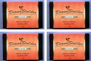 Diana Stalder Papaya Kojic acid soap