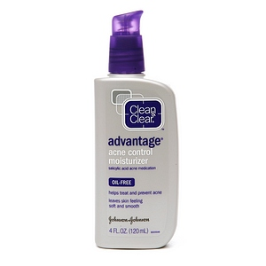 Clean and Clear Acne control Moisturizer