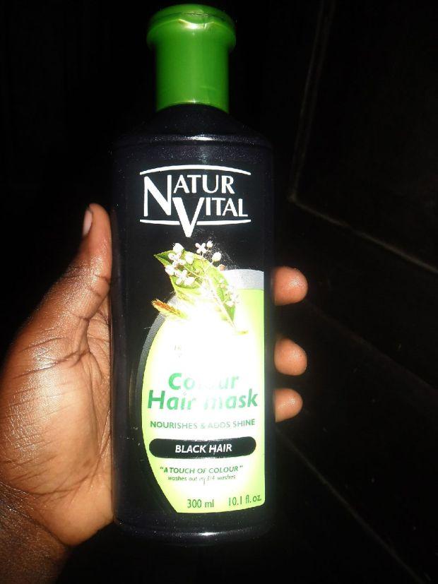 Natur vital hair mask(1)
