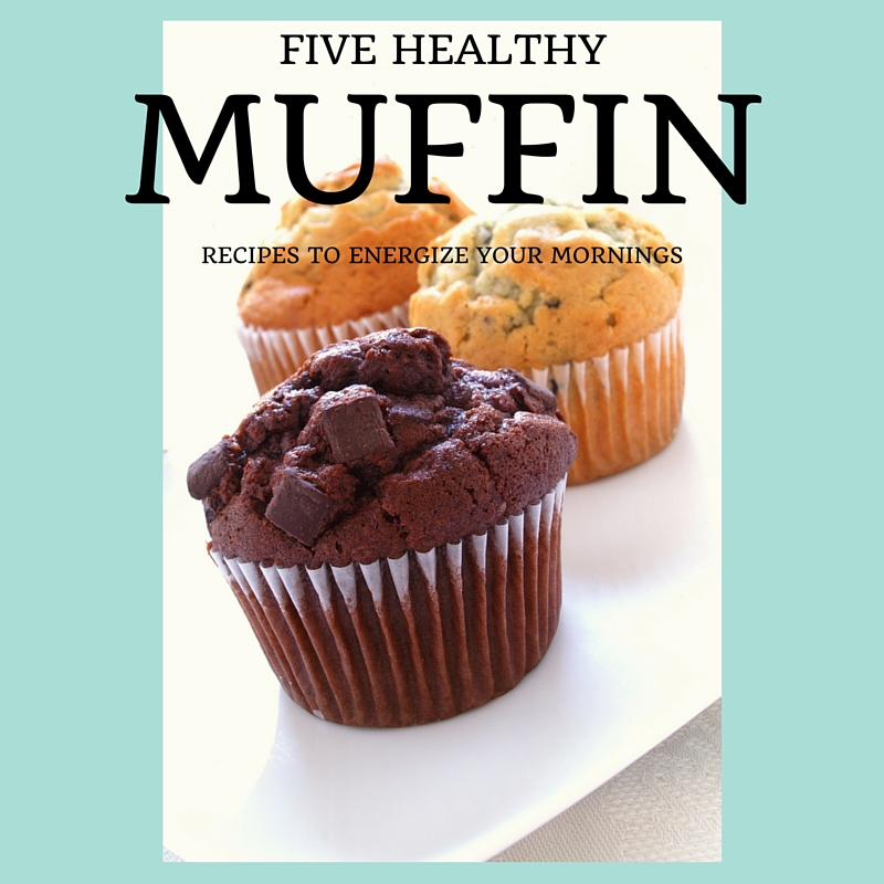 5 Healthy Muffin Recipes to Energize your Mornings