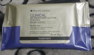 Paula's Choice KP Treatment Cloths