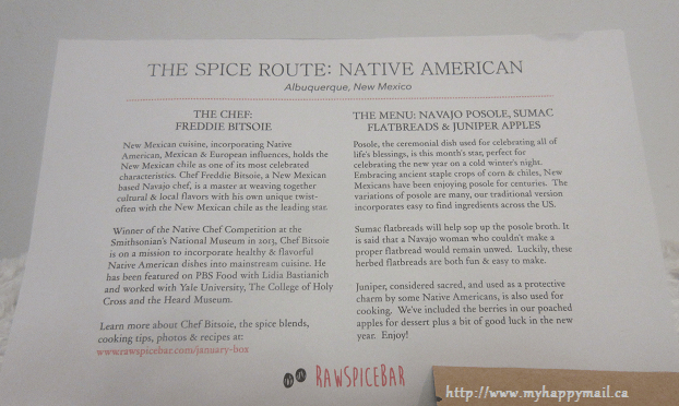 RawSpiceBar Navajo Cuisine