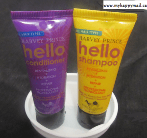 Hello Harvey Prince Shampoo and Conditioner