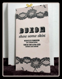 Show Some Skin™ Weightless Foundation  BUXOM