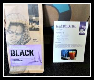 Iced Black Trs