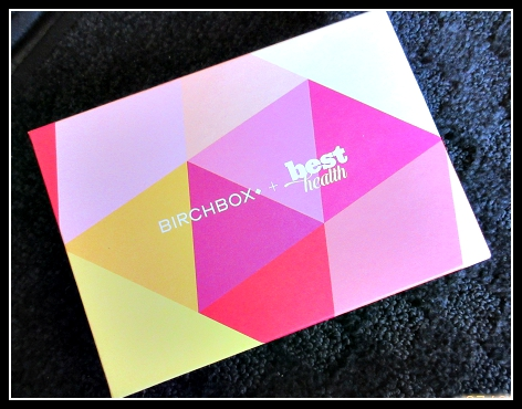 Birchbox July 2015